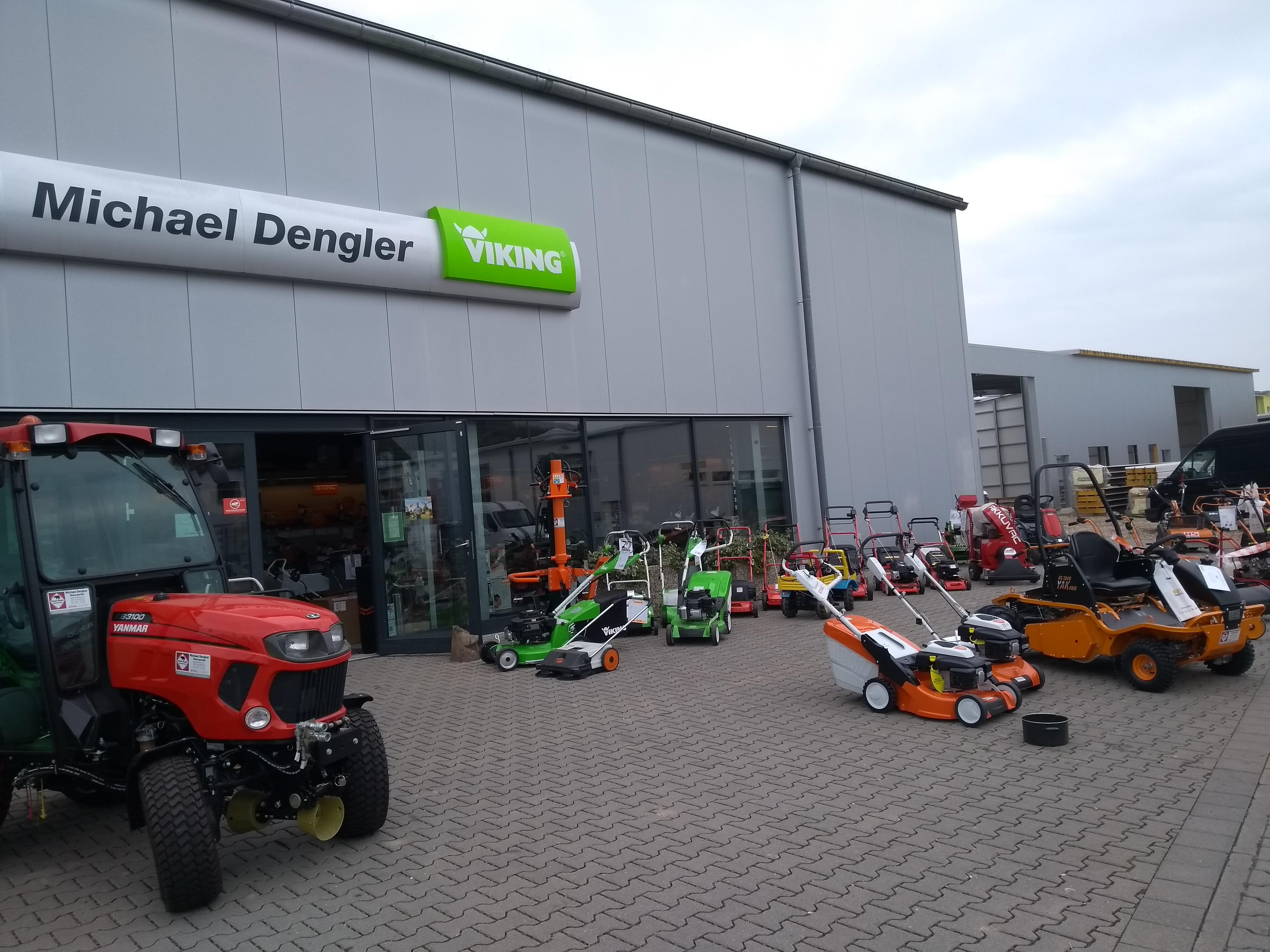 Herzlich willkommen bei Ihrem Fachhändler für Gartentechnik und Motorgeräte in Gau-Algesheim.
